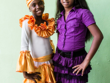 Child dancers